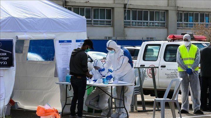 """تسجيل 354 اصابة جديدة بكورونا في """"إسرائيل"""""""