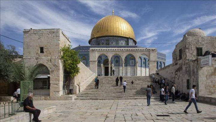 الهيئات الدينية: باب الرحمة جزء من المسجد الأقصى