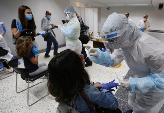 سوريا تسجل أعلى حصيلة يومية بإصابات كورونا