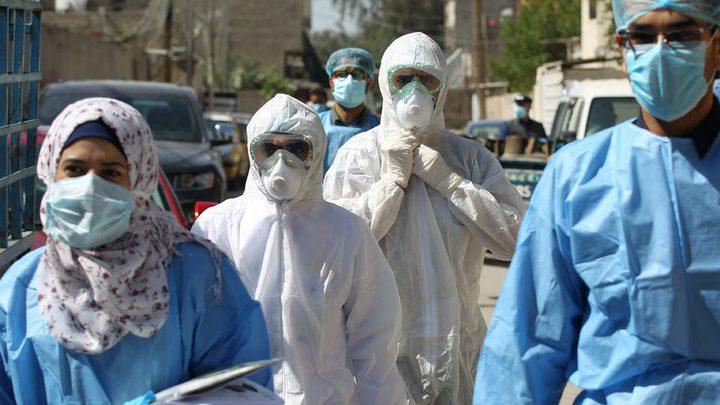 العراق تسجل 100 وفاة و2229 إصابة جديدة بكورونا