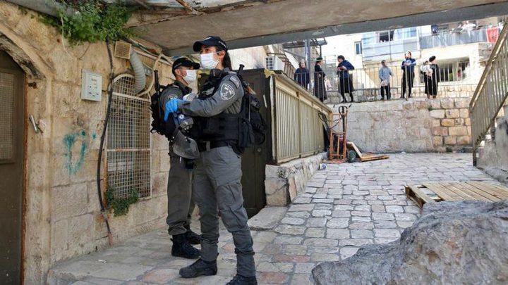 12 ألف جندي إسرائيلي يدخلون الحجر الصحي