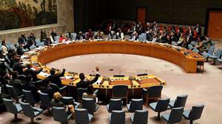 مجلس الأمن يقر إدخال مساعدات لسوريا