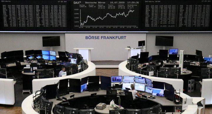 صعود الأسهم الاوروبية