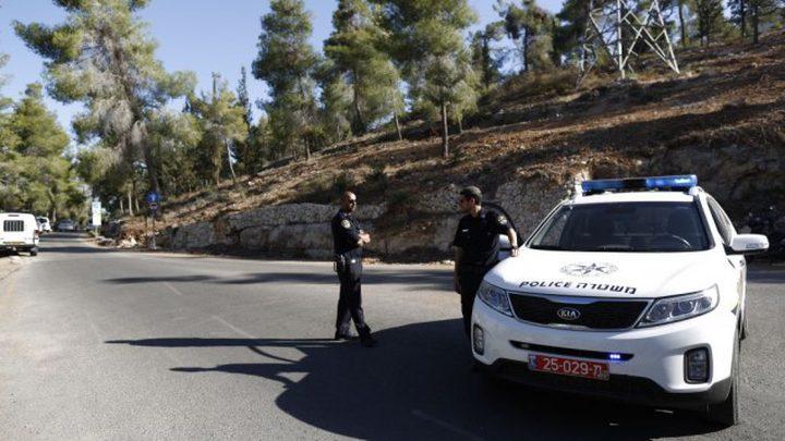 إصابة عامل من عانين دهسته الشرطة الإسرائيلية قرب ام الفحم