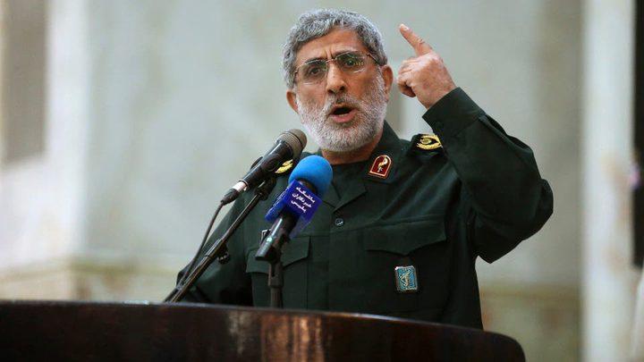 """طهران:  أيام صعبة للغاية بانتظار أمريكا و""""إسرائيل"""""""