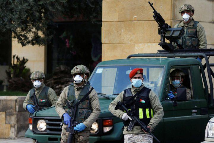 إصابة كورونا محلية جديدة في الأردن و14 من الخارج