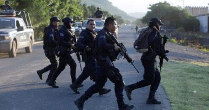 ارتفاع عدد المفقودين جراء حرب العصابات بالمكسيك ل 73 ألفا