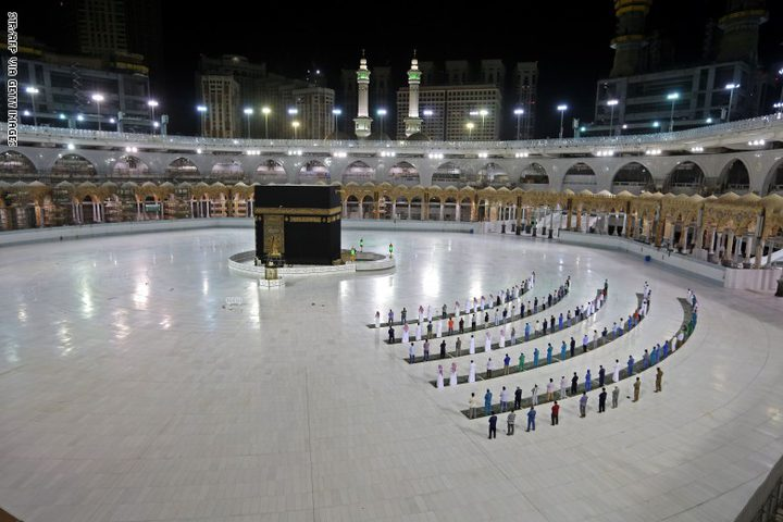 السعودية تمنع صلاة عيد الأضحى في الأماكن المكشوفة