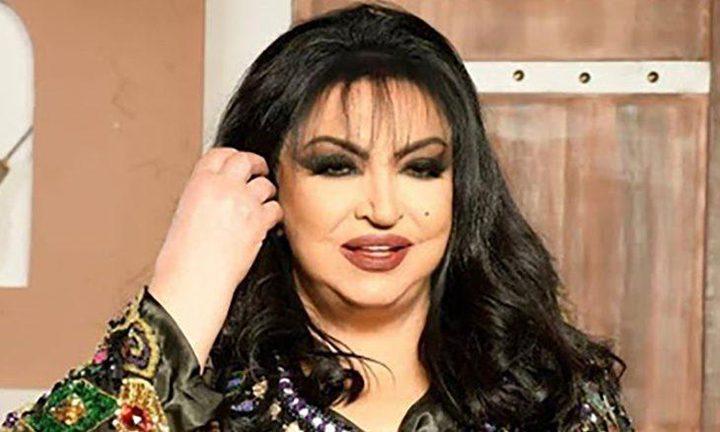 سميرة توفيق تخضع لعملية قسطرة في القلب