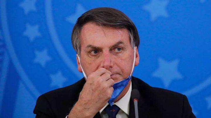 الرئيس البرازيلي: لم اعد احتمل الروتين القاتل بسبب كورونا