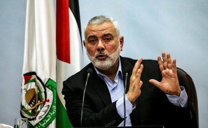 صحف غربية: رسالة هنية للحوثي تخلق خلافا داخل حماس