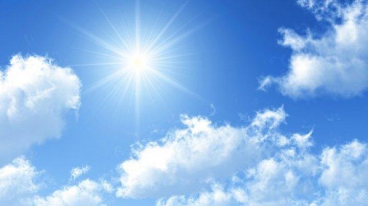 اجواء حارة ودرجات حرارة اعلى من المعدل ب4 درجات