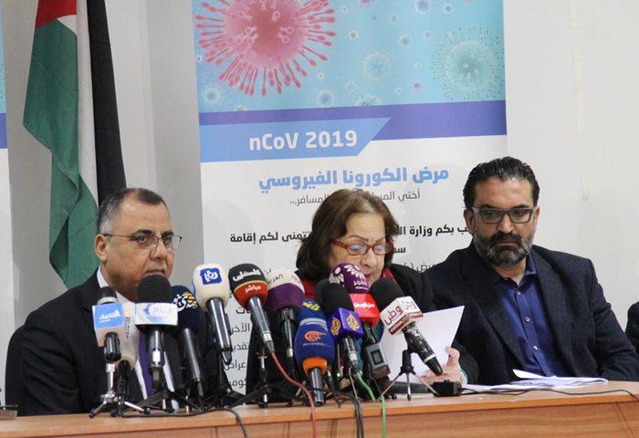 """وزيرة الصحة تبحث مع المحافظين رفع جاهزية مراكز علاج """"كورونا"""""""