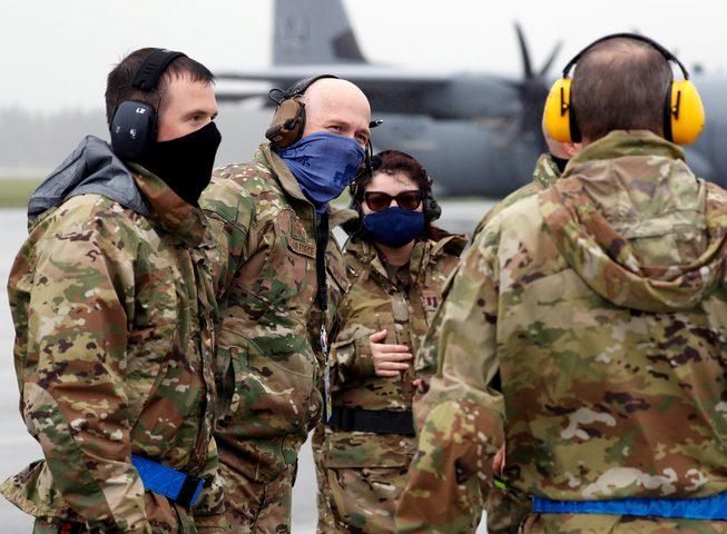 """36 اصابة جديدة بكورونا في قاعدة """"هانسن"""" الأمريكية باليابان"""