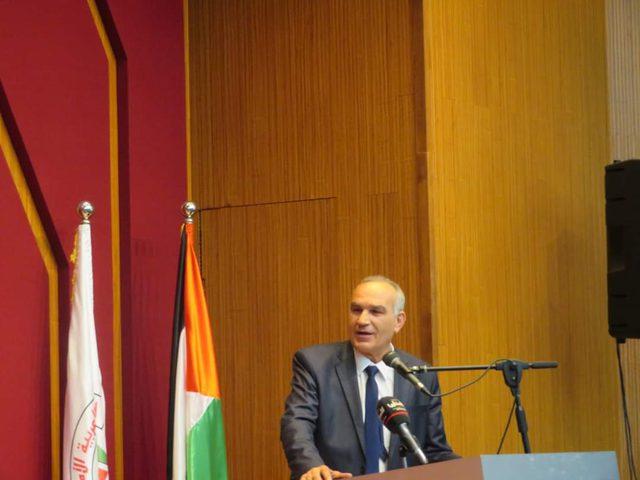 فلسطين نائبا لرئيس المنظمة العربية لتكنولوجيات الاتصال والمعلومات
