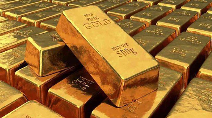 استقرار أسعار الذهب فوق مستوى الـ 1800 دولار للأونصة