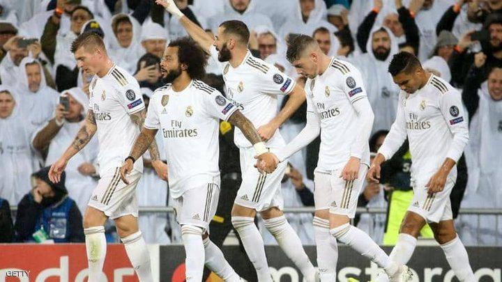 شبح الرحيل يحوم حول ثنائي فريق ريال مدريد الملكي
