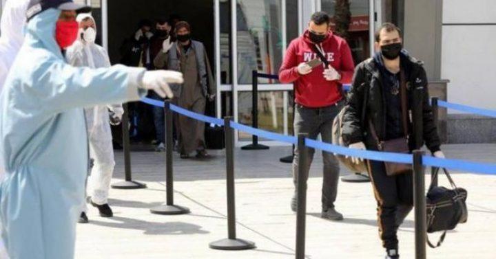 الديك: وقف تسجيل عودة ومغادرة المواطنين من والى فلسطين