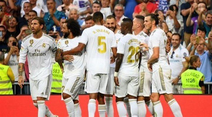 ريال مدريد يتسلح بالقوة الضاربة أمام فياريال لحسم لقب الليجا