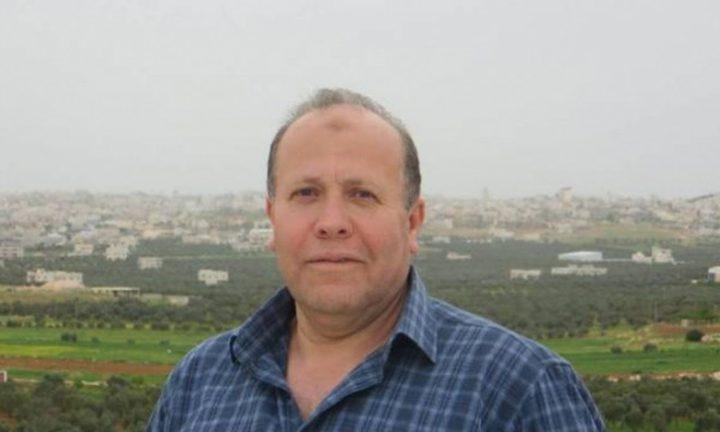 قوات الاحتلال تعتقل الأكاديمي عماد البرغوثي  قرب بلدة عناتا