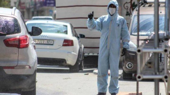 محافظ جنين: اغلاق نزلة زيد قرب يعبد لتتبع الخارطة الوبائية للمصاب