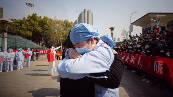 لا إصابات جديدة بكورونا في البر الرئيسي الصيني