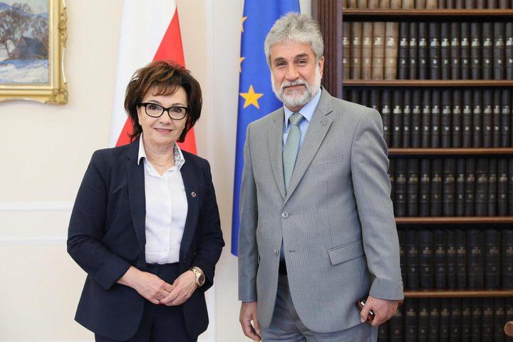 بولندا تؤكد موقفها الثابت من مبدأ حل الدولتين