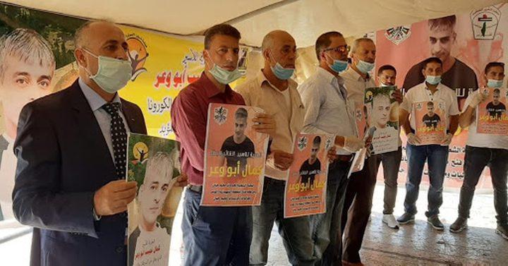 مؤسسات الأسرى تطالب بإطلاق سراح أبو وعر والأسرى المرضى