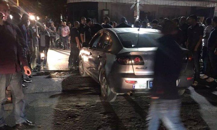 إصابة شاب بجريمة إطلاق نار في كفر قاسم