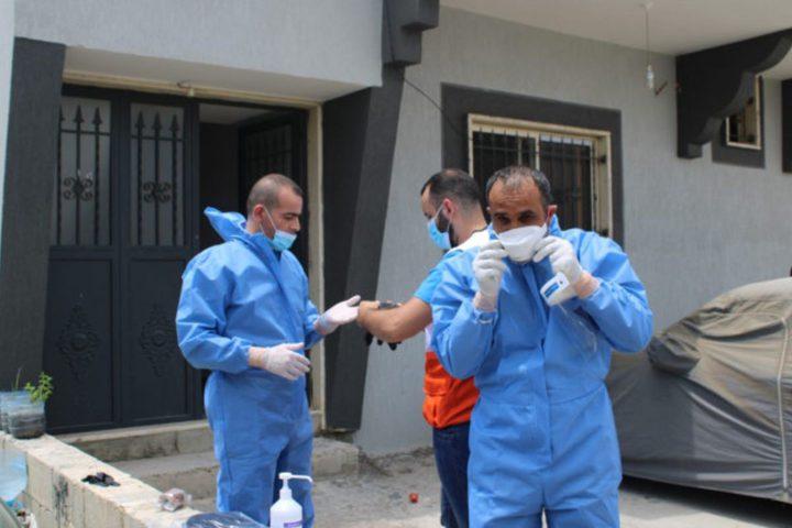 تسجيل 10 اصابات بفيروس كورونا في مخيم الرشيدية جنوب لبنان
