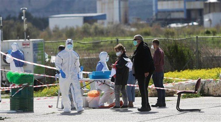 تسجيل أكثر من 1900 إصابة بفيروس كورونا في دولة الاحتلال