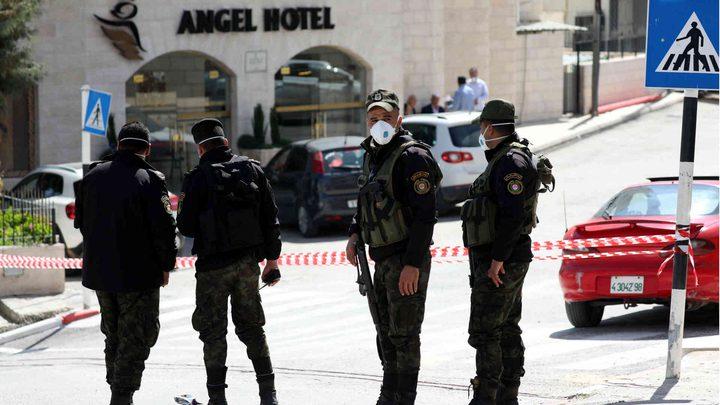 ملحم: توقف الحركة ما بين محافظات الوطن لمدة اسبوع