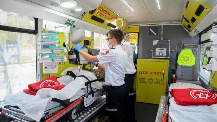 """27 ألف إصابة نشطة بكورونا في """"إسرائيل"""""""