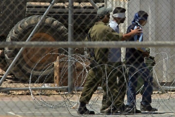 وقفة تضامنية دعما للأسرى المرضى في سجون الاحتلال