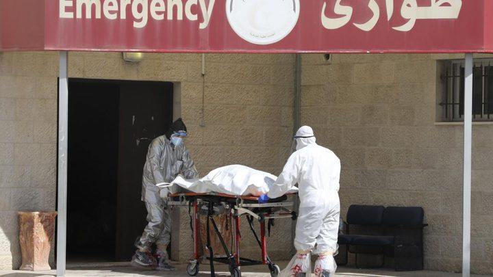 """وفاة مواطنة من الخليل متأثرةً بإصابته بفيروس """"كورونا"""""""