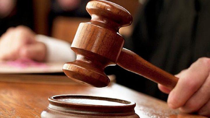 إدانة متهمين بقضية نقل وتداول منتجات المستوطنا