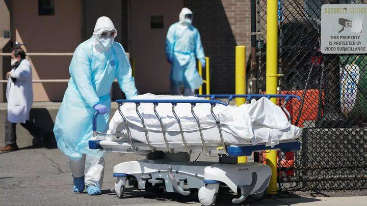 63 ألف إصابة جديدة بكورونا في الولايات المتحدة الأمريكية