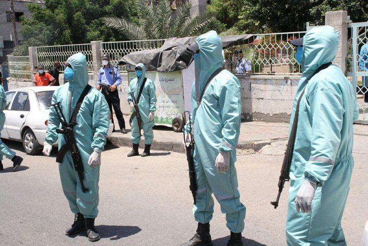 الصحة: 3حالات وفاةو468 إصابة جديدة بكورونا خلال 24 ساعة في فلسطين