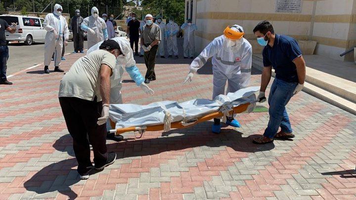 """وفاة مواطن من الخليل متأثرا بإصابته بفيروس """"كورونا"""""""