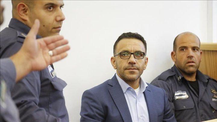 سلطات الاحتلال تمدد اعتقال محافظ القدس سبعة أيام