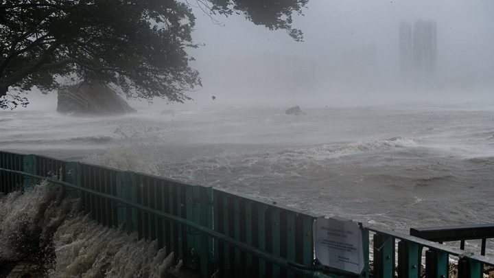 الصين: فرض حالة الطوارئ نتيجة الفيضانات التي ضربت البلاد