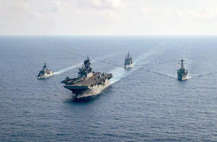 بكين: لا أساس قانوني للتدخل الأمريكي في بحر الصين الجنوبي