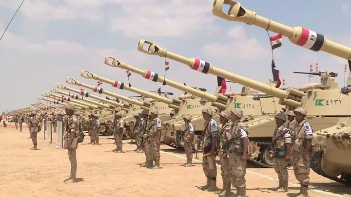 البرلمان المصري يفوض قوات بلاده المسلحة بالتدخل العسكري في ليبيا