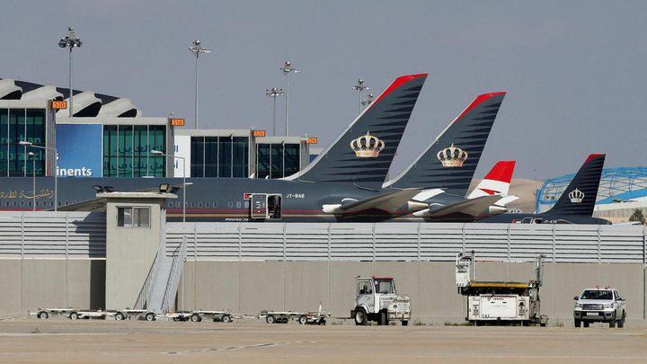 الحكومة الاردنية تعلن تفاصيل فتح المطارات