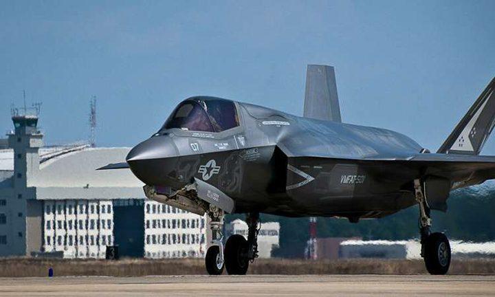 """البنتاغون يشتري مقاتلات """"إف-35"""" المخصصة لتركيا سابقا"""