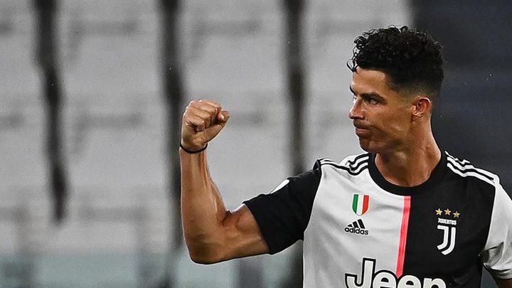 ترتيب هدافي الدوري الإيطالي بعد ثنائية رونالدو في شباك لاتسيو