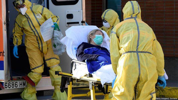 كاليفورنيا:نحو 12 ألف إصابة بفيروس كورونا خلال 24 ساعة