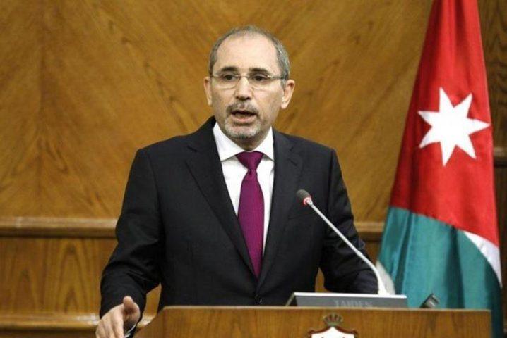 وزير خارجية الأردن يبحث مع ميلادينوف المواقف الدولية إزاء الضم