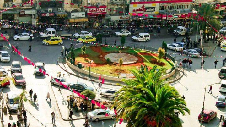 بلدية نابلس تقرر فتح المتنزهات التابعة لها بدءا من اليوم