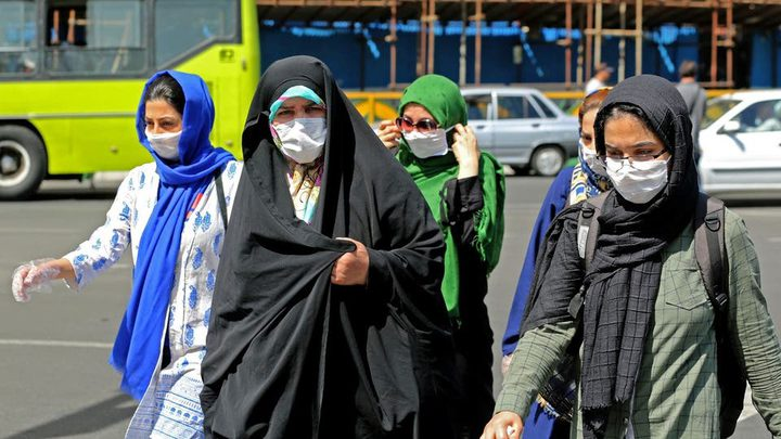 إيران : 229 حالة وفاة جديدة بفيروس كورونا